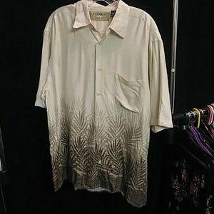 Natural Issue Short Sleeve Shirt Men's Large